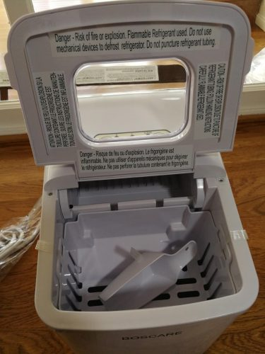 Boscare Ice Maker photo review
