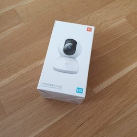 1080P Wifi IP Baby Wide Angle Motion Detection H.265 Camera photo review
